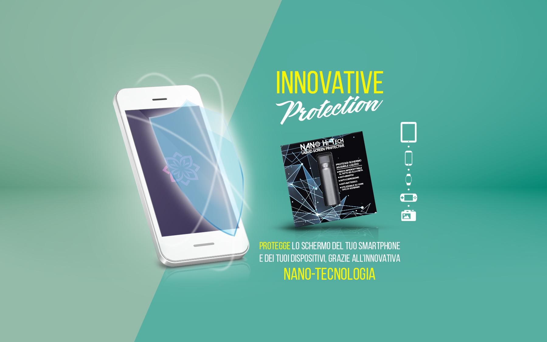 Liquid Screen Protector - Nano Hi-Tech
